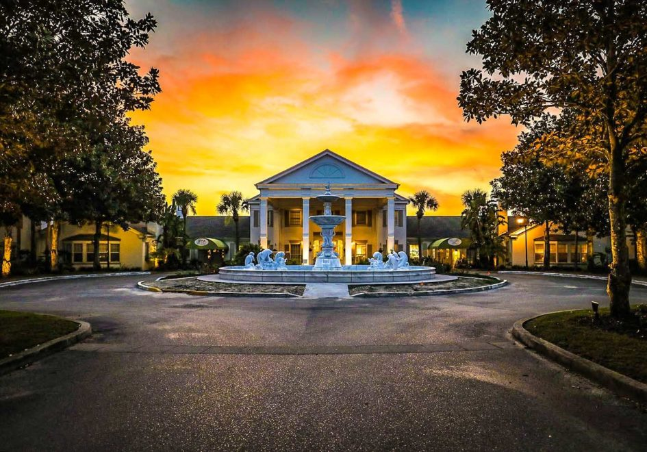 Sunset at CR Plantation-edit