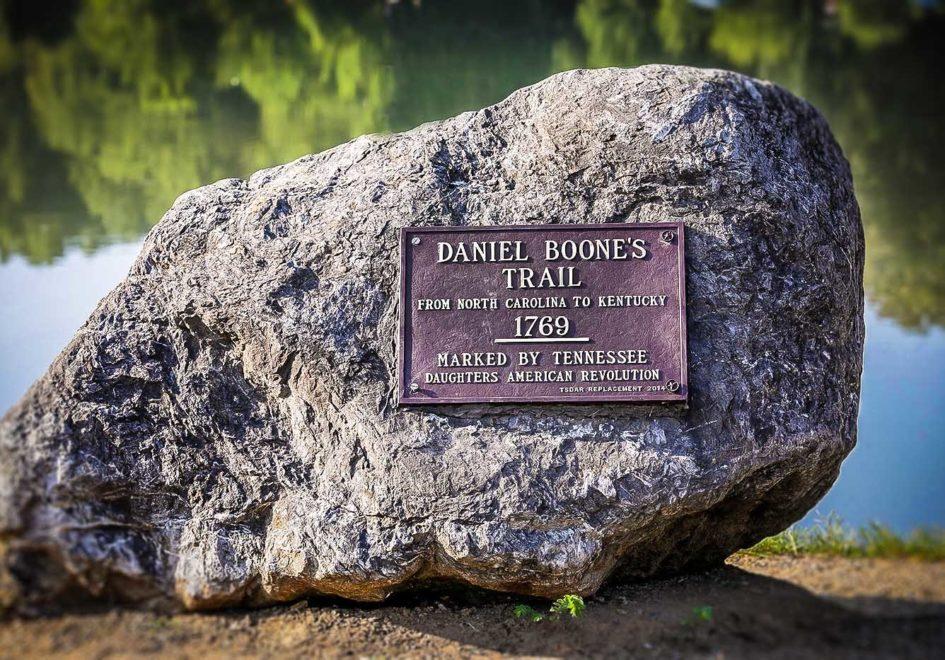 Daniel Boone's Trail