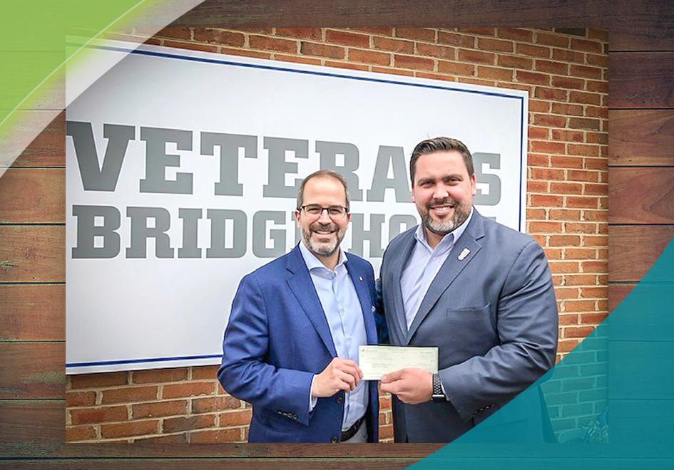 Giving Tuesday 2019 - Veterans Bridge Home