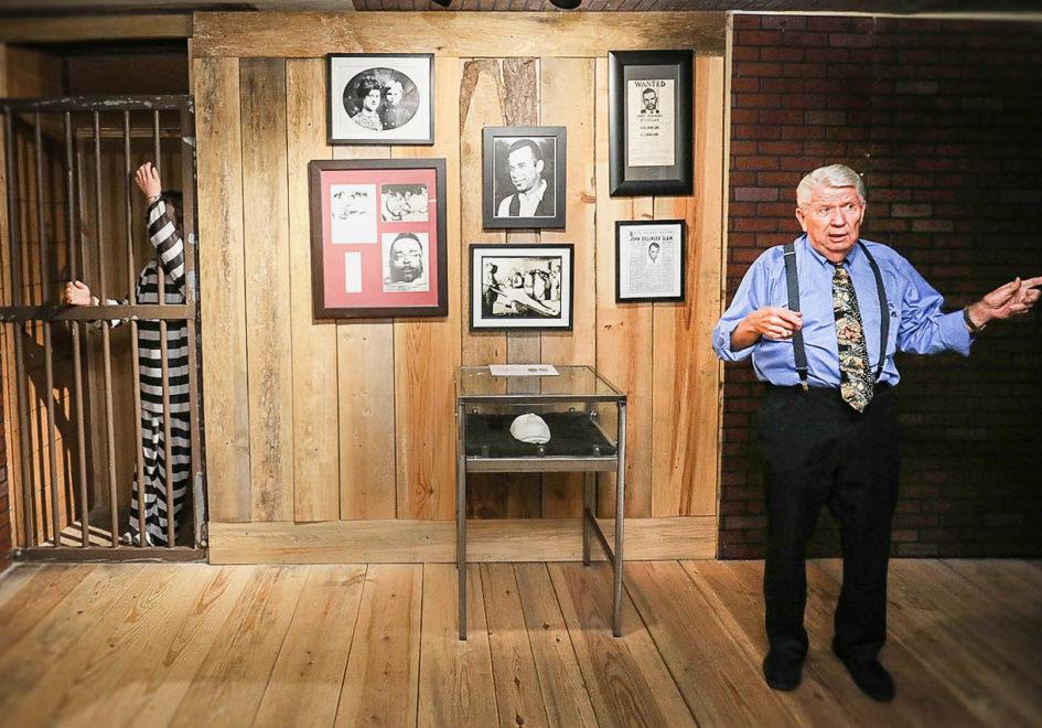 Gangster Museum Bobby Rains