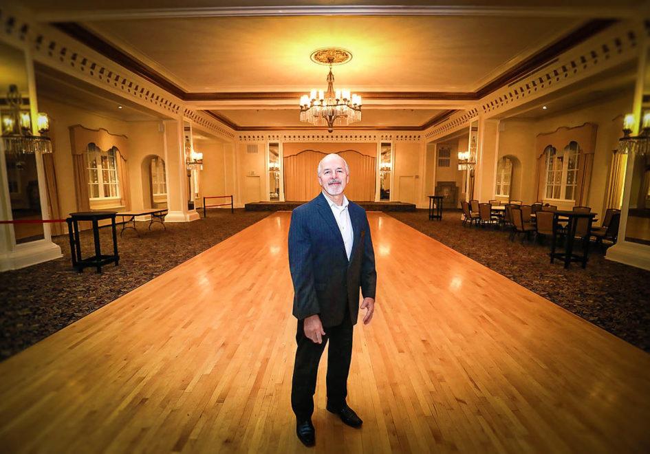 the Arlington Ballroom