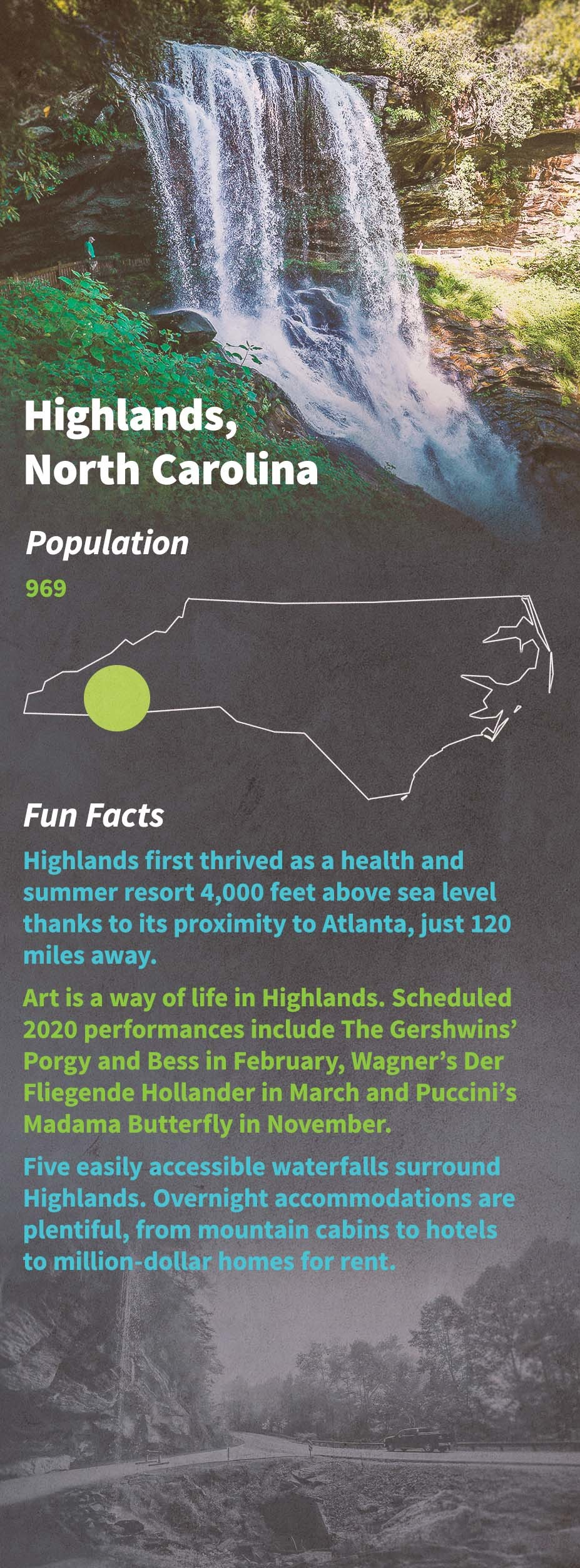 Highlands Fun Facts