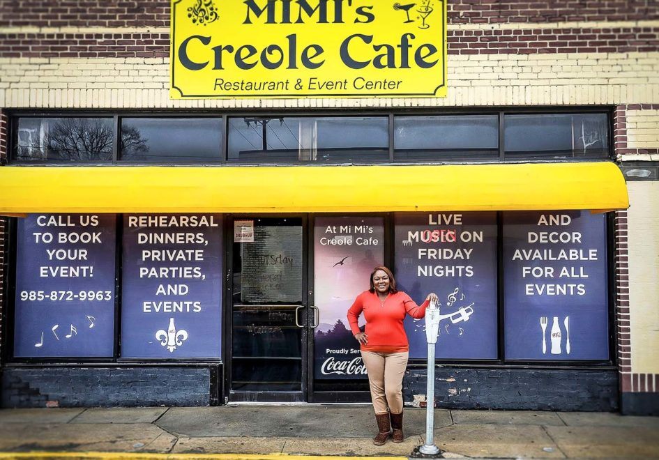 Mimi's Cafe owner Michelle Foreman
