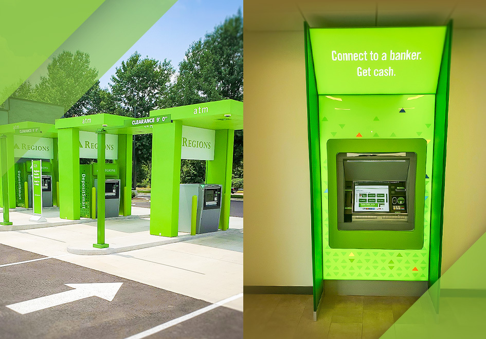Regions Bank Unveils Modern Raleigh Medical and Horn Lake Branches