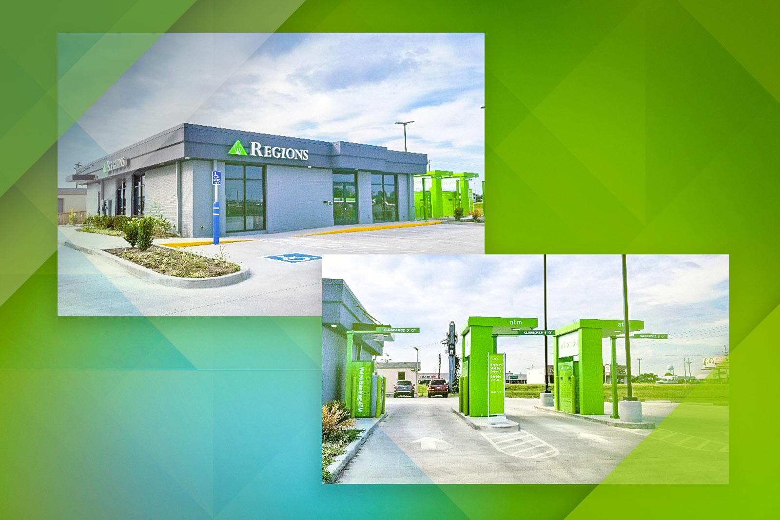 Regions Bank Opens Renovated Westside Clarksdale Branch