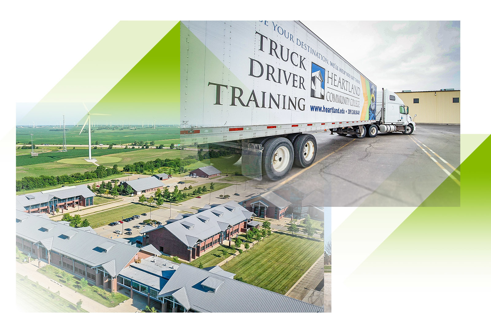 Regions Bank donation supports students and programs for Heartland Truck Driver Training