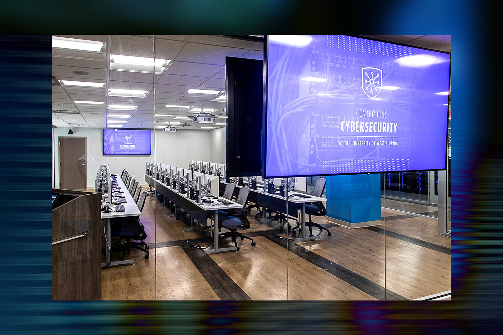 Regions Foundation Awards UWF Gift to Train Veterans for Careers in Cybersecurity