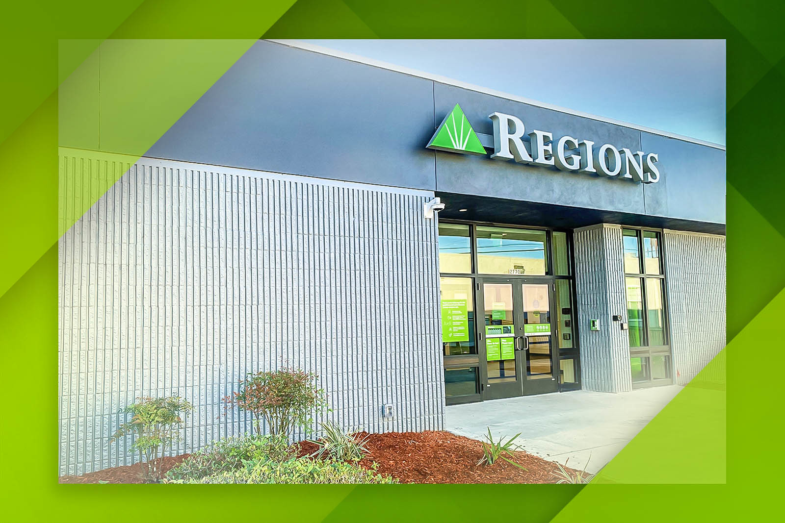 Regions Opens Renovated West Tampa Hillsborough Branch