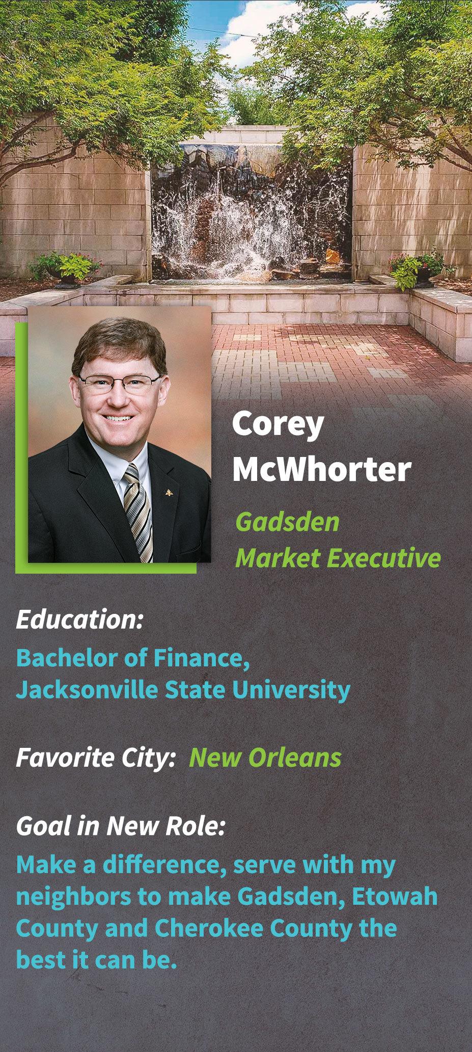 Corey McWhorter