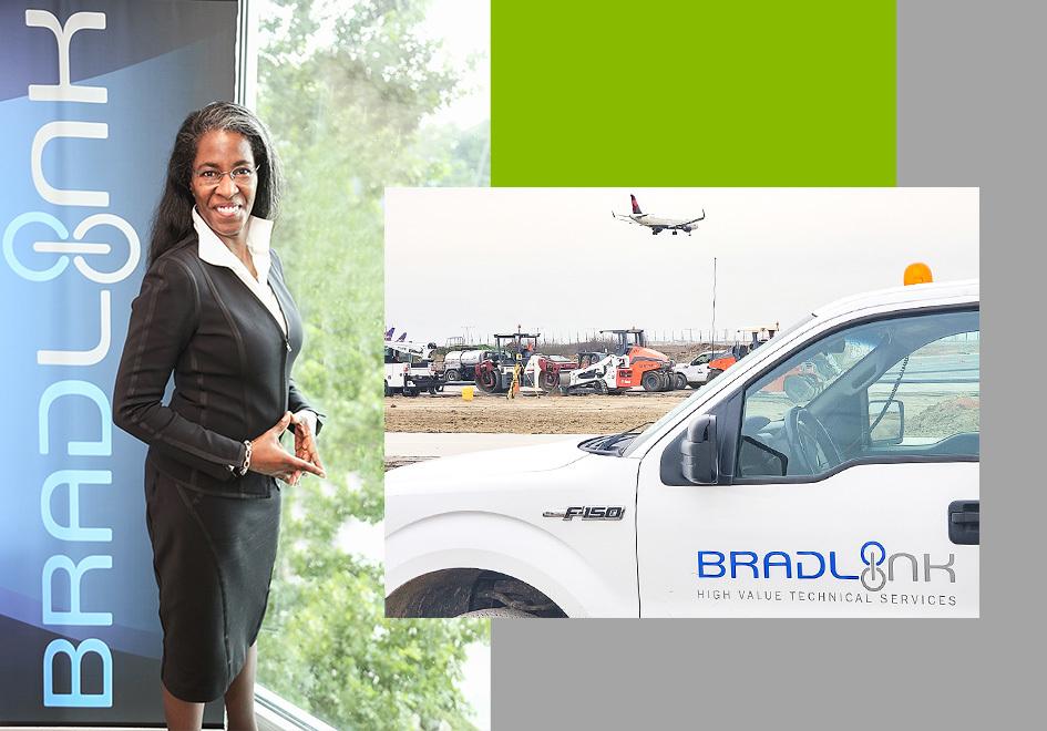 Helen Callier of Bradlink LLC