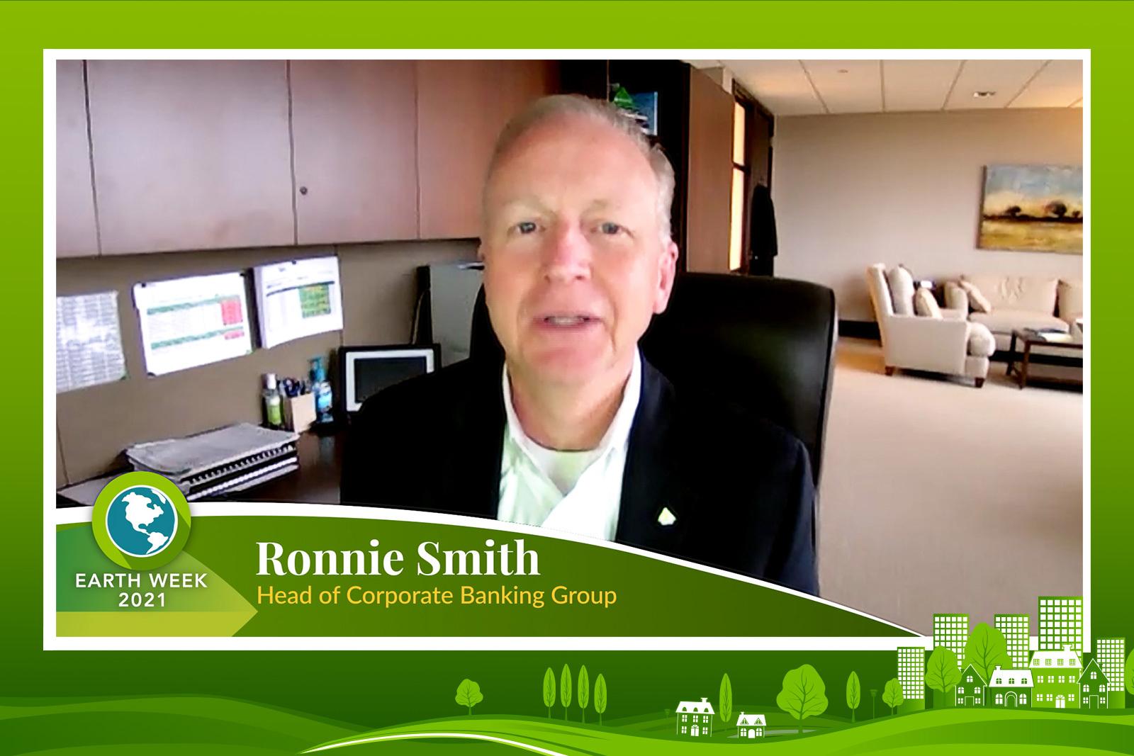 Ronnie Smith - Earth Week 2021