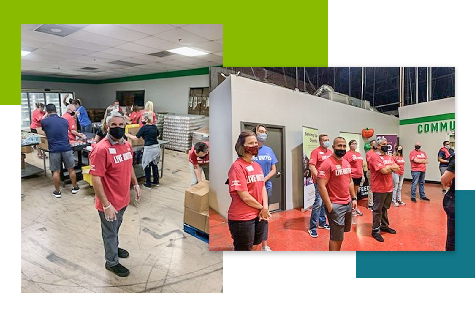 Tampa Florida United Way volunteerism