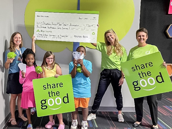 Share the Good in Tupelo, Mississippi