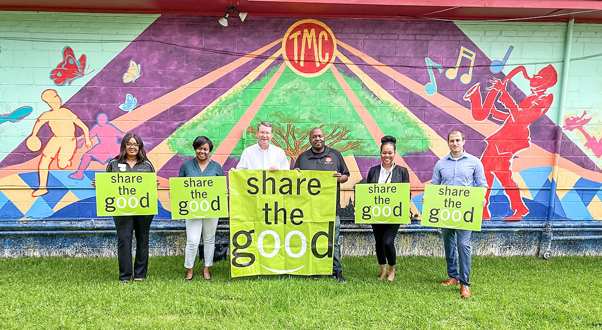 Share the Good in Montgomery, Alabama