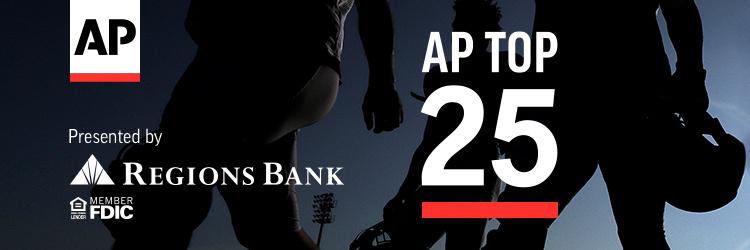 AP Top 25 logo