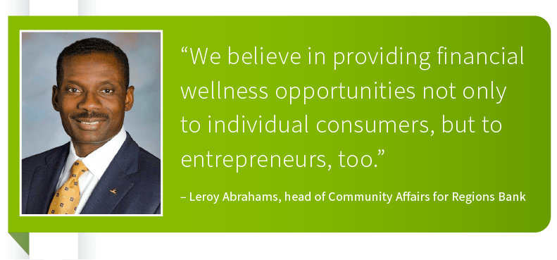 Leroy Abrahams quote