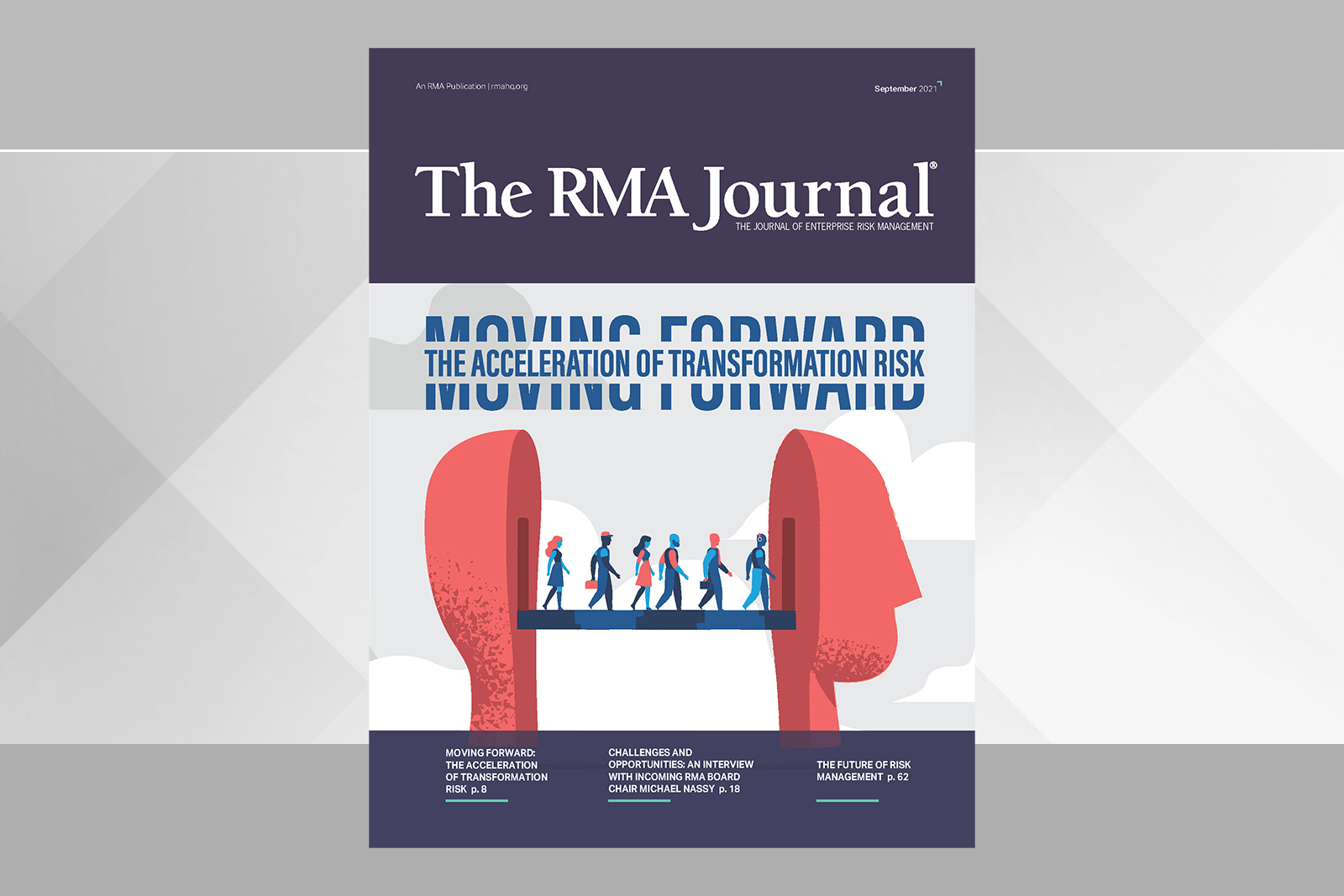 cover of The RMA Journal