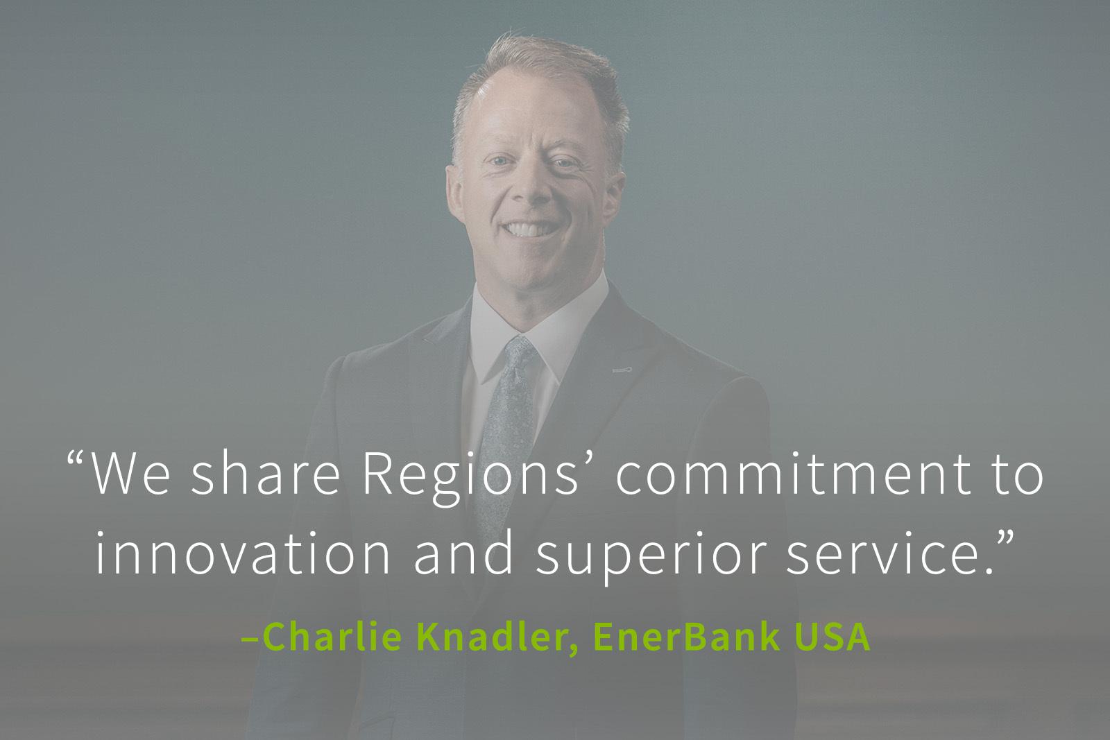 Charlie Knadler Quote
